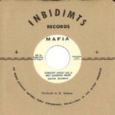 Keith Hudson - Darkest Night On A Wet Looking Road / Darkest Night Version (Mafia / Dub Store) 7""